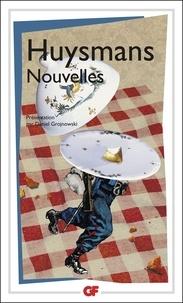 Joris-Karl Huysmans - Nouvelles - Sac au dos ; A vau-l'eau, Un dilemme, La Retraite de Monsieur Bougran.