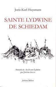Joris-Karl Huysmans - Sainte Lydwine de Schiedam.