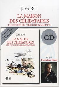 Jorn Riel - La maison des célibataires - Avec un CD.