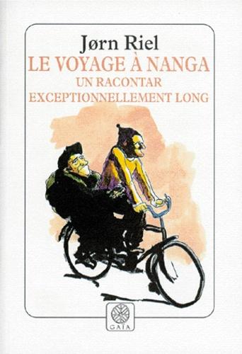 Les racontars arctiques  Le voyage à Nanga. Un racontar exceptionnellement long
