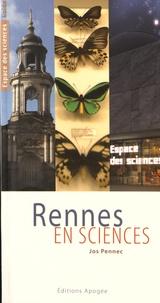 Jos Pennec - Rennes en sciences.