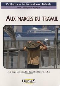 José-Angel Calderon et Lise Demailly - Aux marges du travail.