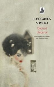 José-Carlos Somoza - Daphné disparue.