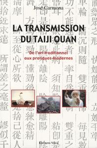 La transmission du taiji quan - De lart traditionnel aux pratiques modernes.pdf