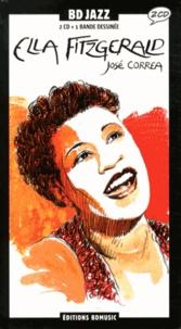 José Correa - Ella Fitzgerald. 2 CD audio