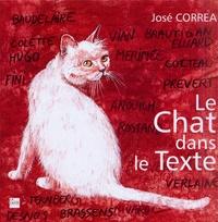 José Correa - Le chat dans le texte.