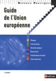 José Echkenazi - Guide de l'Union européenne.