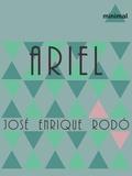 José Enrique Rodo - Ariel.
