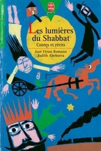 José Féron-Romano et Judith Abehsera - Les lumières du Shabbat - Contes et récits.
