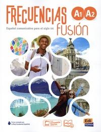 José Gelabert - Frecuencias fusion A1 A2 - Libro del estudiante.