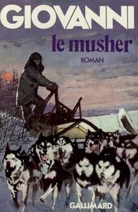 José Giovanni - Le Musher.