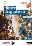 José Gomès et Isabelle Infante - Histoire-Géographie-EMC 2de Bac Pro.