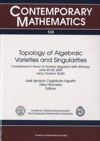 Jose Ignacio Cogolludo-Agustin et Eriko Hironaka - Topology of Algebraic Varieties and Singularities - Conference in Honor of Anatoly Libgober's 60th Birthday.