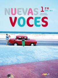 José Inzaurralde - Nuevas voces 1e CECRL B1/B2. 1 CD audio MP3