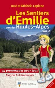 Era-circus.be Les Sentiers d'Emilie dans les Hautes-Alpes - Volume 2 Image