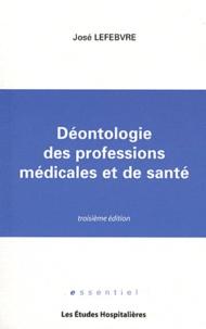 Histoiresdenlire.be Déontologie des professions médicales et de santé Image