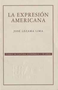 José Lezama Lima - La expresion americana.
