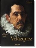 José Lopez-Rey et Odile Delenda - Velazquez - Complete Works.