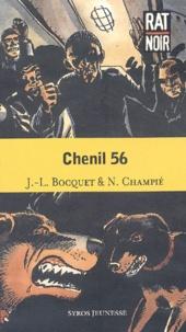 José-Louis Bocquet et Nathalie Champié - Chenil 56.