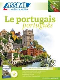 José-Luis de Luna et Irene Freire Nunes - Le portugais B2 Débutants & faux-débutants - Pack avec un livre + 1 téléchargement audio mp3.