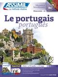 José-Luis de Luna et Irene Freire Nunes - Le portugais. 5 CD audio