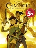 José Luis Munuera - Les Campbell Tome 2 : Le redoutable pirate Morgan.