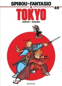 José Luis Munuera et Jean-David Morvan - Spirou et Fantasio Tome 49 : Spirou à Tokyo - Le ronin de Yoyogi.