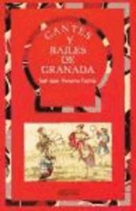 José Luis Navarro García - Cantes y bailes de Granada.