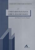José Manuel Camacho Delgado - Comentarios filologicos sobre el realismo magico.