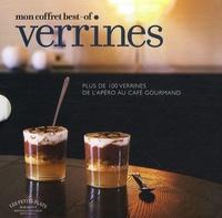 José Maréchal - Mon coffret best-of verrines - Coffret en 3 volumes.