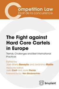 Histoiresdenlire.be The Fight against Hard Core Cartels in Europe - Trends, Challenges and Best International Practices Image