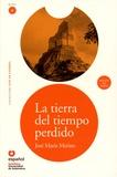 José María Merino - La tierra del tiempo perdido. 1 CD audio