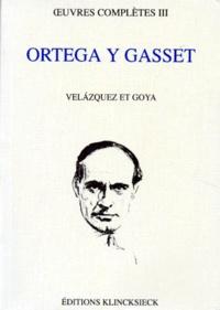 José Ortega y Gasset - .