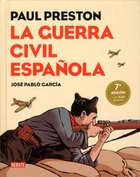José Pablo Garcia - La guerra civil espanola.