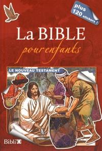 La Bible pour enfants - Le Nouveau Testament.pdf