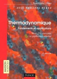 Thermodynamique. Fondements et applications, avec 250 exercices et problèmes résolus, 3ème édition.pdf
