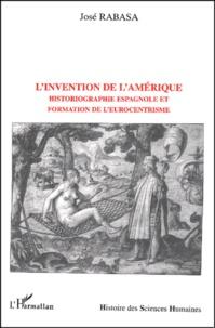 Accentsonline.fr L'invention de l'Amérique. Historiographie espagnole et formation de l'eurocentrisme Image