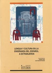 José Ramón Heredia - Lengua y cultura en la enseñanza del español a extranjeros - Actas del VII congreso de ASELE.