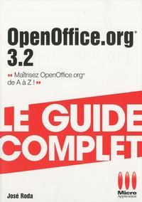 José Roda - OpenOffice.org 3.2.