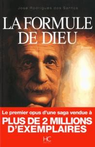 Téléchargements de livres électroniques pour ordinateurs portables La formule de Dieu par José Rodrigues Dos Santos 9782357201132 in French