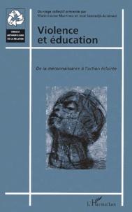 Deedr.fr Violence et éducation : de la méconnaissance à l'action éclairée. Actes du colloque de Saint-Denis Image