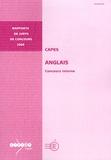 Josée Kamoun - CAPES Anglais - Concours interne.