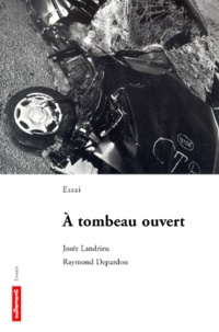 Josée Landrieu et Raymond Depardon - .