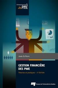 Josée St-Pierre - Gestion financière des PME : théories et pratiques, 2e édition.