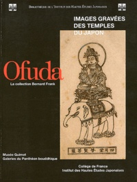 Josef Kyburz - Ofuda - Images gravées des temples du Japon - La collection Bernard Frank.