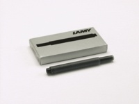 JOSEF LAMY GMBH - Cartouches Lamy T10 Noir - Etui de 5 cartouches