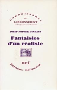 Josef Popper-Lynkeus - Fantaisie d'un réaliste.