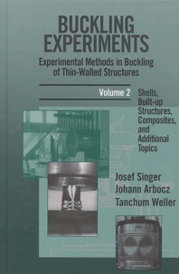 Deedr.fr Buckling Experiments. Shells, Built-up Structures, Composites, and Additional Topics, Volume 2 Image