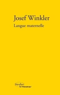 Josef Winkler - Langue maternelle.