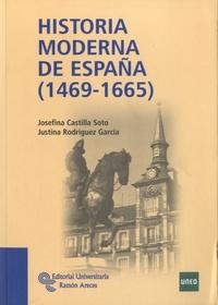 Josefina Castilla Soto - Historia moderna de España (1469-1665).